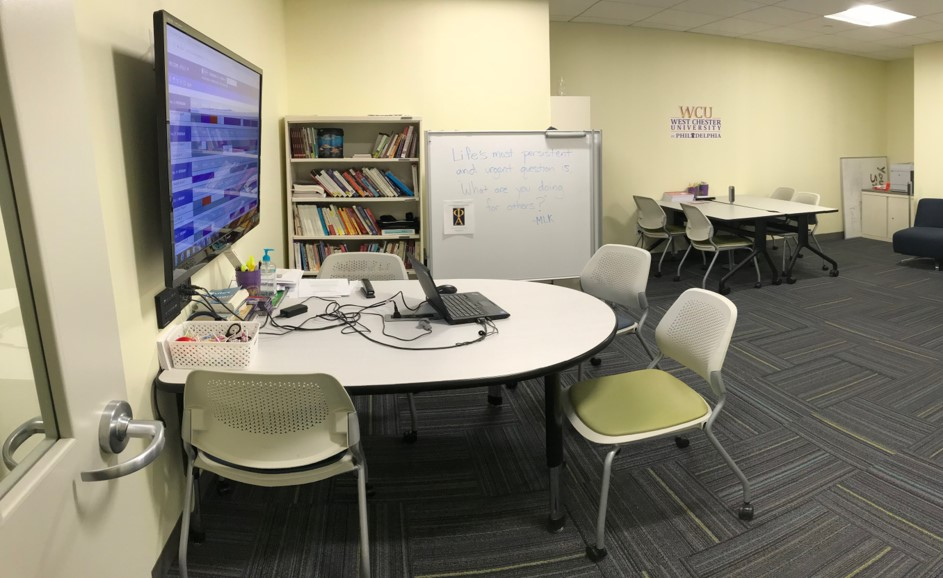 Picture of the Student Success Center